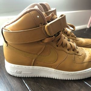 Nike Air Force 1 high tops Size 7.5